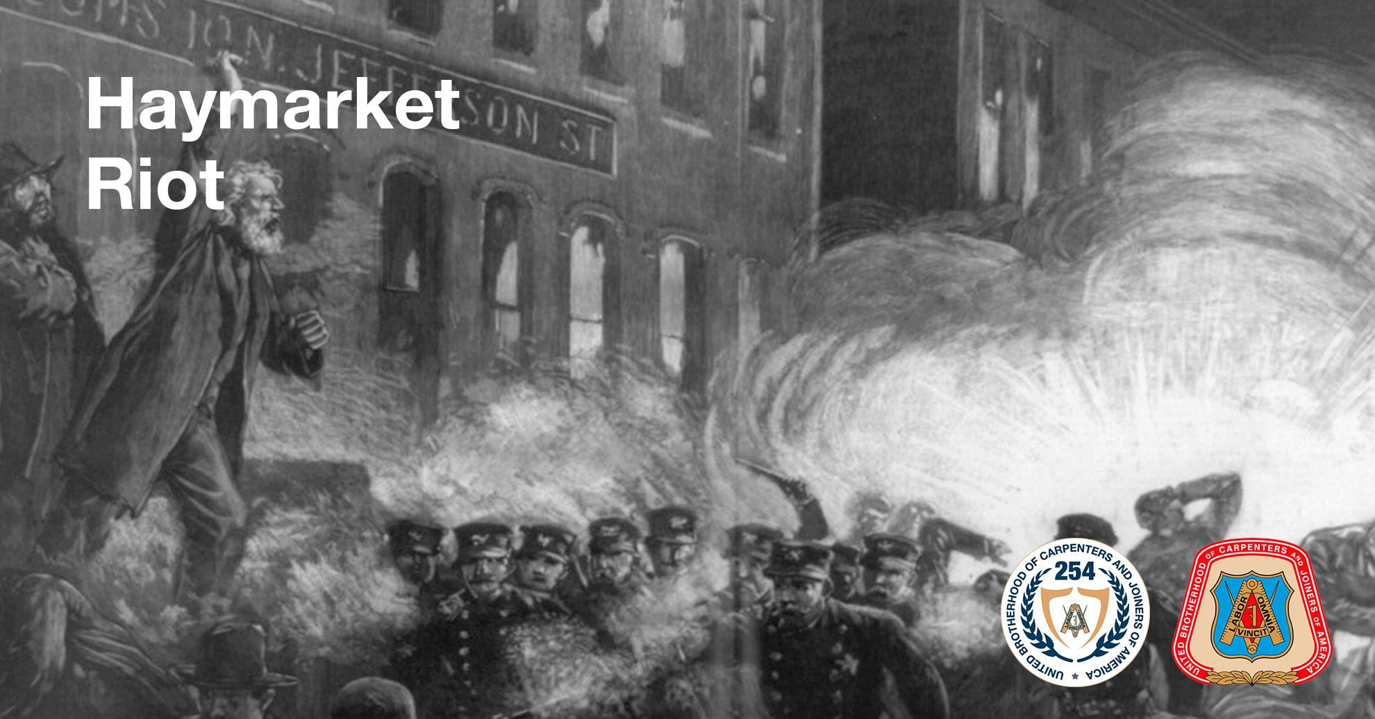 Haymarket Riot of 1886
